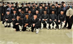 "Graduation at Darrington, 2017!  Thirty-Four new Texas Inmate ""Field Ministers"""